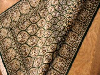 シルクの玄関マットゴンバディデザイン48059