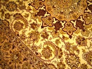 ペルシャ絨毯イスファハンセンターラグ99422