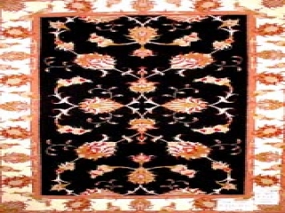 輸入手織りペルシャ絨毯タブリーズ3075