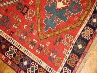 手織りペルシャキリムシルジャン産地35657