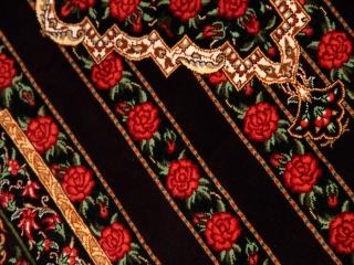 有名工房ラジャビヤンバラクムシルク絨毯56028
