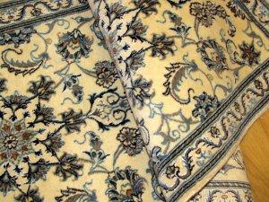 ペルシャ絨毯ランナー、廊下敷きラグ46117