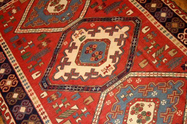 キリム高品質素敵な手織りペルシャ35436