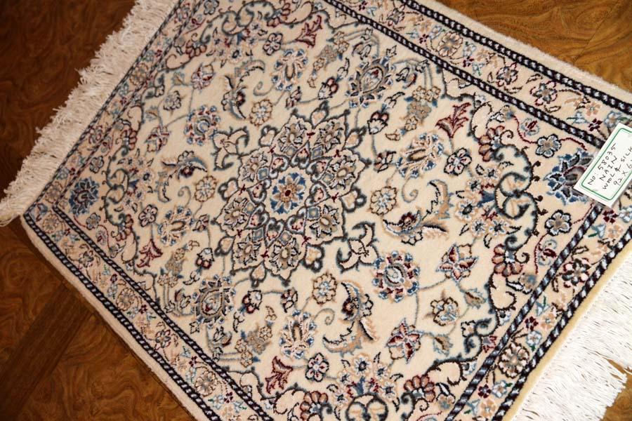 とても上品なデザイン玄関マットペルシャ絨毯58035
