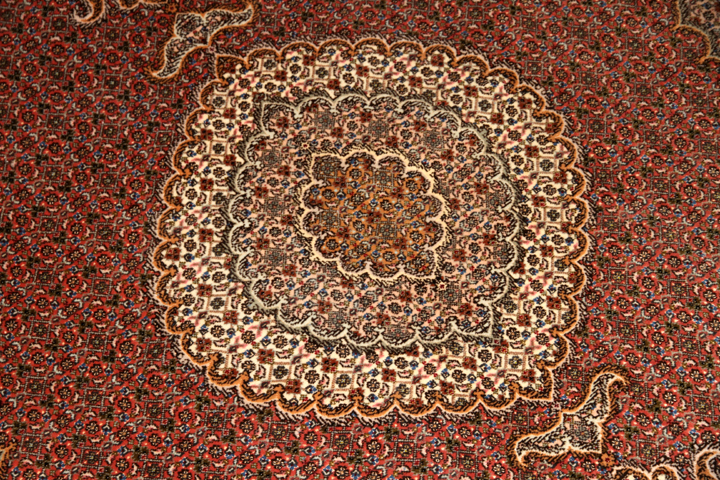 medallion design persian carpet マヒラグ50151