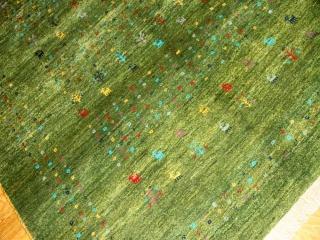 グリーン色イラン直輸入のオリジナルイラン製192205