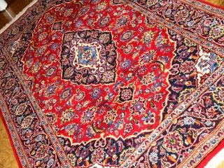 カシャーンのペルシャ絨毯ラグオンライン販売50126