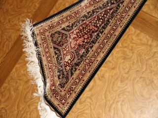 有名工房ペルシャ絨毯シルクトップクオアリティー56033