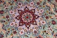 手織りペルシャラグエンテシャリ工房46310
