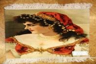 タペストリーペルシャ絨毯タブリーズ49119