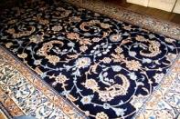 ペルシャ絨毯ソファー前サイズナイン2940