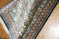 オリエンタルラグマットペルシャ絨毯クム49031