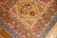 最高級草木染めペルシャキリムシルジャン35542