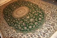 ペルシャじゅうたんナインリビング19992