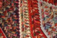 キリムセールのセネ産地ラグ絨毯5547