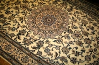 ペルシャ絨毯セール、ナインラグ卸手織り44062