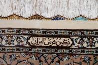 カシャーンシルク最高級ペルシャ絨毯ラグ99508