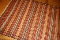 シンプルキリムのカラート産地手織りウール4437