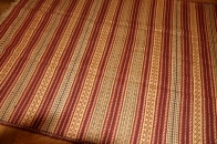 リビングサイズのカラート手織りキリム32382