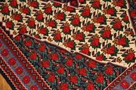 セネのコルデスタンキリムのセンターラグ1490001