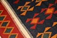 シラズリビング手織りキリムペルシャ輸入160000