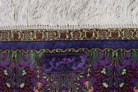 マスミ工房最高級品質シルクペルシャ絨毯57013