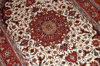 イランラグ手織り高品質イスファハン産地50143