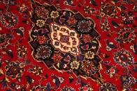 通販カーペットのペルシャ柄カシャーンラグ50125