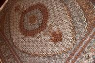 じゅうたんスタイルの抜群手織りペルシャラグ50154