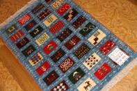 手織りイラン製ギャッベ玄関マット490100