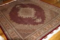 最高級リビング絨毯ペルシャタブリーズマヒ75153