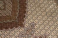 豪華なリビング絨毯タブリーズマヒデザイン28791