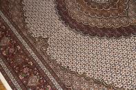最高級オリジナルタブリーズマヒイラン製ペルシャ手織り絨毯59002