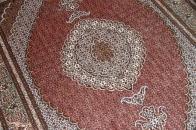 タブリーズペルシャ絨毯手織りラグ50127