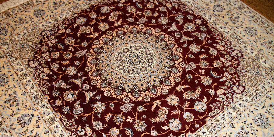 nain persian carpet handmade 01