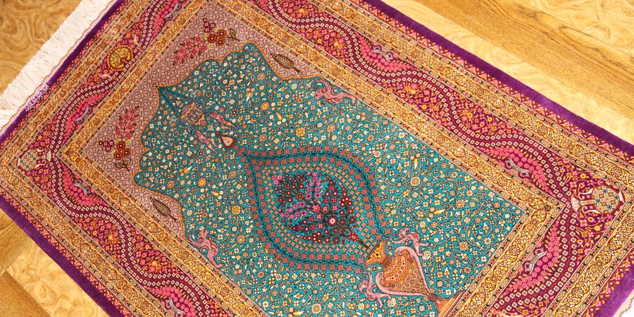 persian carpet design mehrabi