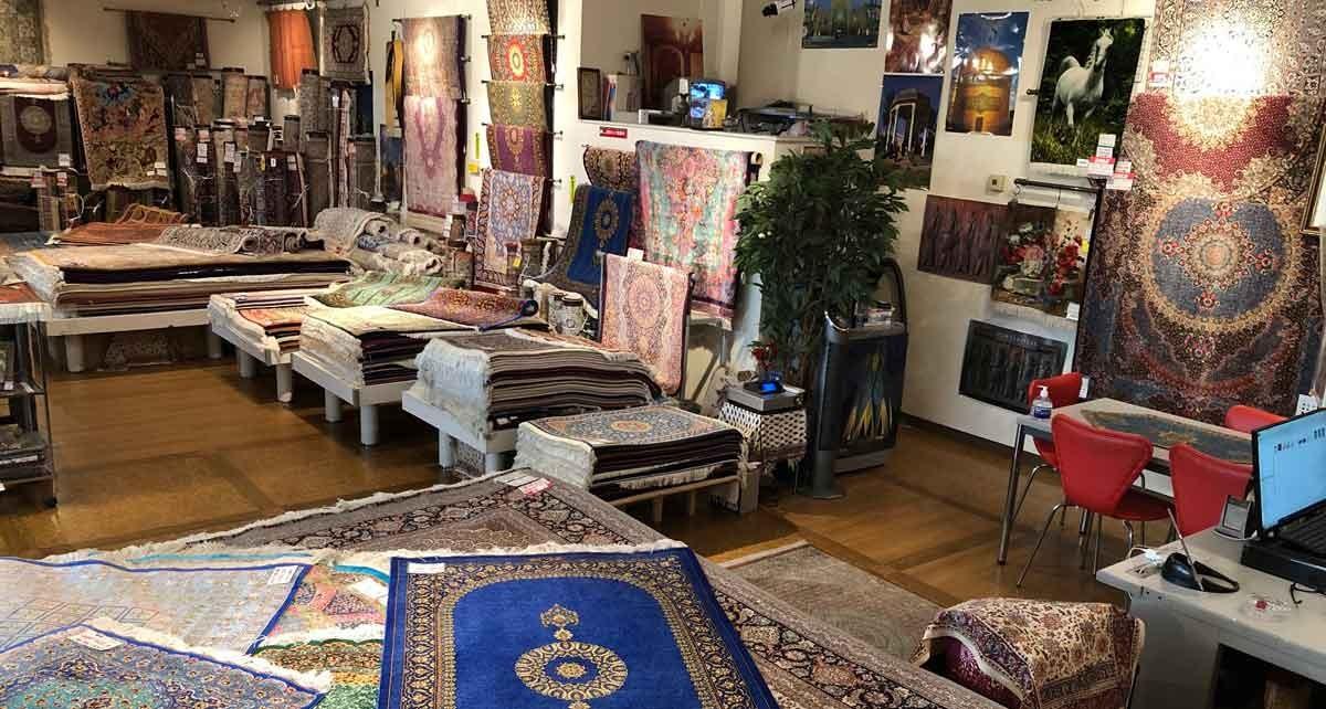 アリヤギャラリーペルシャ絨毯専門店